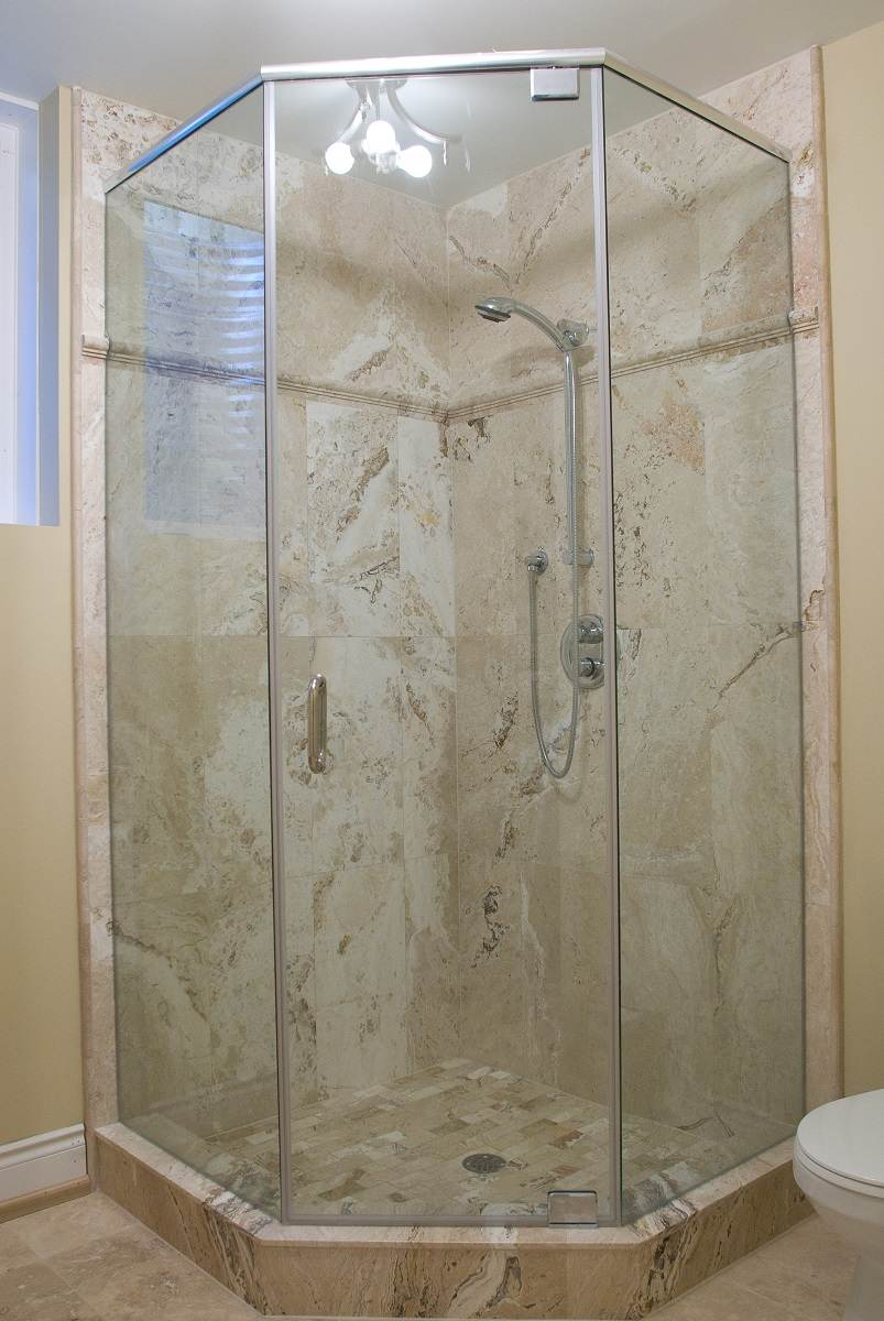 Elegant glass shower doors in toronto - Custom cabinet doors toronto ...